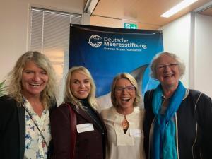 Deutsche Meeresforschung, Andrea Hausstätter, Bettina Kohl, Gesine Meissner, EU Ocean Mission