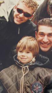 N'Sync, Justin Timberlake, Jan-Luca Stampf