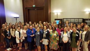 Ladys from White House and all over the world - Ladie's Coffee mit Margaret Horb, MdB