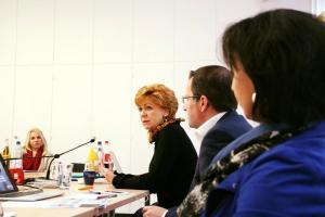 Barbara Havliza, Justizministerin Niedersachsen, Kai Seefried, Generalsekretär