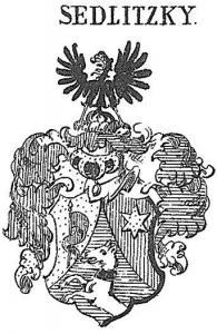 Adelswappen Sedlitzky