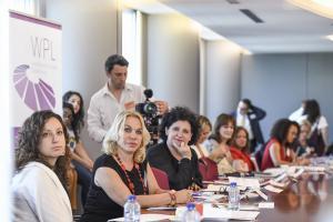 EU-Parlamentssitzung, Frauen-Tagung