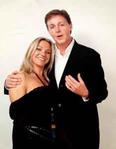 Paul McCartney and me