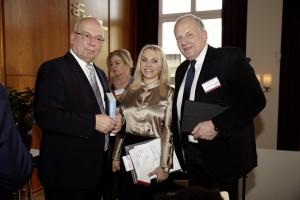 Rainer Wendt, Präsident der Polizeigewerkschaft & Lutz Winkelmann, MdL aD